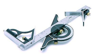 Rolson 50879 Combination Square Set 300 mm