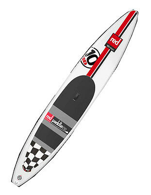 "Open box 2014 Red Paddle Co Max Race 10'6"" Inflatable SUP Paddle Board"