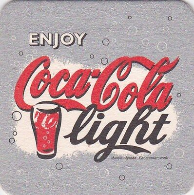 Coca Cola - Coaster From Belgium  Ma14088