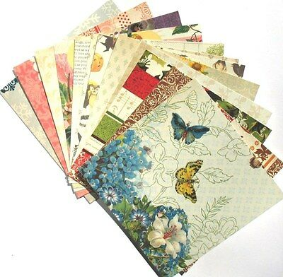 The 4 Seasons - 6x6 DCWV Scrapbooking Paper Pack
