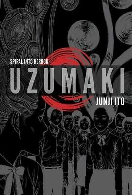 NEW Uzumaki (3-in-1, Deluxe Edition) By Junji Ito Hardcover Free Shipping