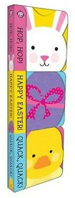 NEW Easter By Chunky Sets Board Book Free Shipping
