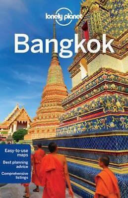 NEW Bangkok By Lonely Planet Paperback Free Shipping