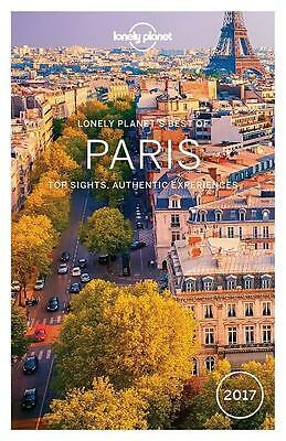 NEW Best of Paris 2017 By Lonely Planet Paperback Free Shipping