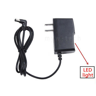 DC 6V1A AC Adapter Charger AT&T Vtech Bell Phone Class 2 Power Supply U060030D12