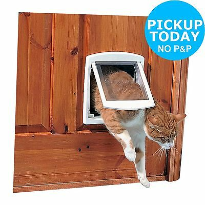 Staywell Small 2-Way Locking Pet Door. From the Official Argos Shop on ebay