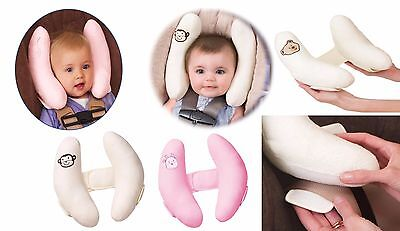 Cardler Baby Toddler Car Seat Headrest Travel Pillow Infant Head Neck Support