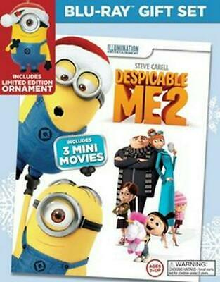 Despicable Me 2 - BLU-RAY Region 1 Free Shipping!