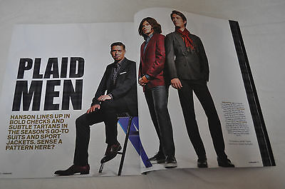 RARE Hanson Featured in Forbes Life Magazine!