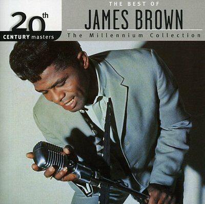 James Brown - 20th Century Masters [New CD]