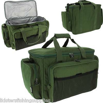 Brand New Olive Green Carp Coarse Fishing Tackle Bag Holdall Quality NGT Bag 709