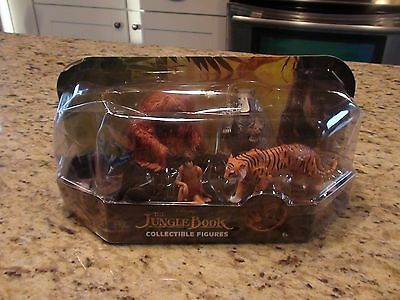 NEW Disney's The Jungle Book Collectible Figure Set