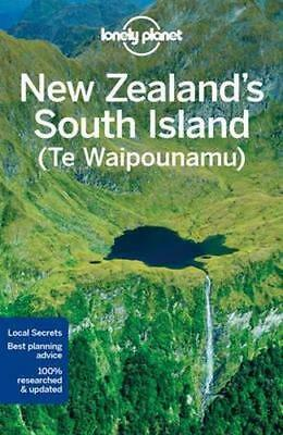 NEW New Zealand's South Island By Lonely Planet Travel Guide Paperback