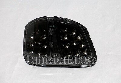 LED Rücklicht schwarz Suzuki GSXR GSX-R 600 750 K6 K7 smoked LED tail light