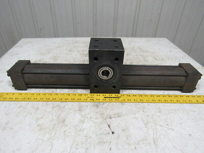 "PARKER LTR321-360F-AA11-C Hydraulic Rotary Actuator 3-1/4"" Bore Single Rack"