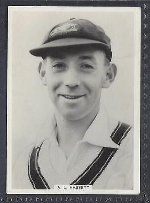Ardath - Photocards Group G (Cricketers) - A L Hassett, Australia