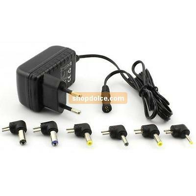 alimentatore universale switching 5 volt 2,5 A 6 plug 56629