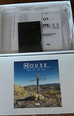 House M.d. Prop X-Ray End Of An Era Final Cast & Crew Gift Promo Promotional