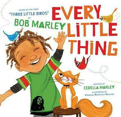 NEW Every Little Thing By Cedella Marley Board Book Free Shipping