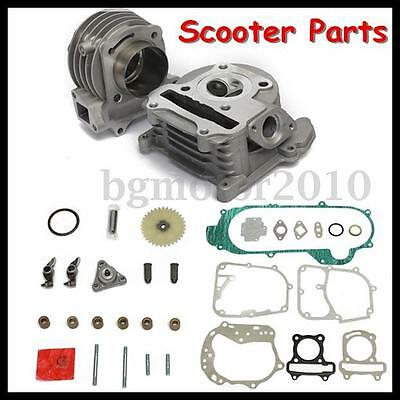 100Cc 50Mm Big Bore Performance Kit Gy6 50Cc 139Qmb Chinese Scooter Parts Piston