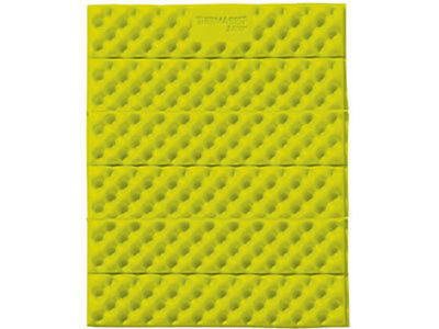 Thermarest Fast & Light Z-Seat Pad - Silver/Lime