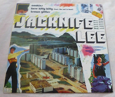 Jacknife Lee - Cookies   UK 12""