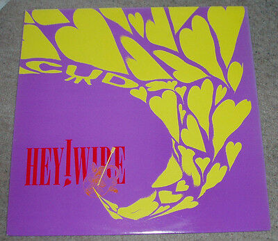 Cud - Hey! Wire       UK 12""