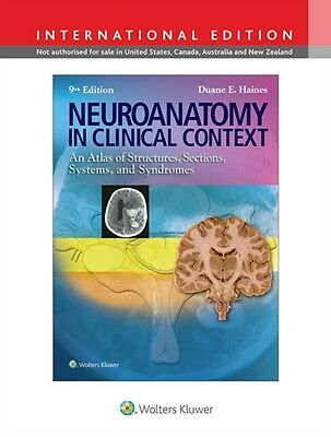 Neuroanatomy in Clinical Context: An Atlas of Structures, Sections, Systems, an.