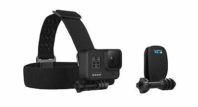 Gopro Head Strap With Quick Clip Mount