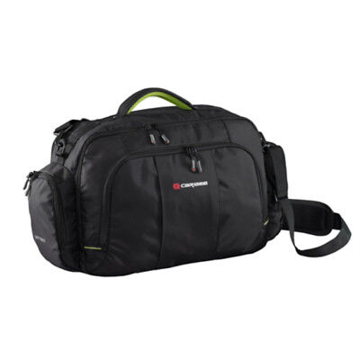 Caribee Fast Track 32L Cabin CARRY-ON & Laptop Bag - BLACK