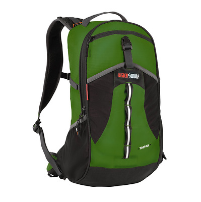Black Wolf Taipan Hydration Backpack with 3L Bladder