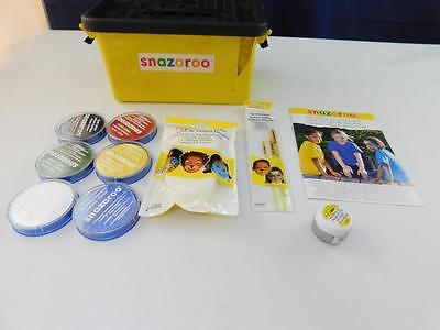 Snazaroo CA1194010 Face Paints Mini Starter Kit Gesichtsfarbe
