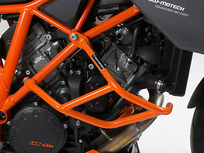Schutzbügel KTM 1290 Super Duke GT 16- Orange