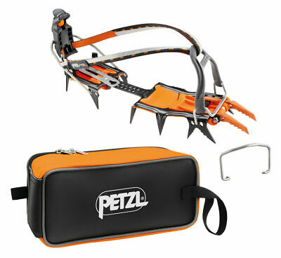 Petzl Lynx Crampons For Ice Climbing - pair