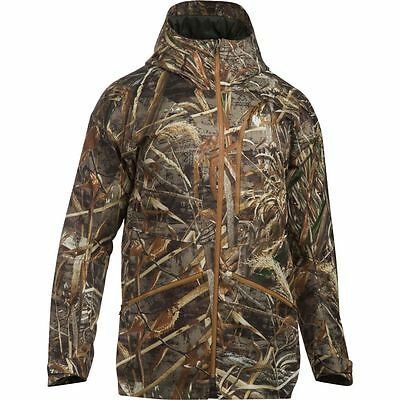2017 Under Armour Skysweeper Hunting Parka Realtree Max 5 Camo 1275190-900