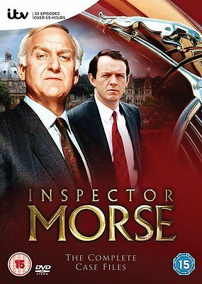 Inspector Morse: The Complete Series 1 to 12 Box Set Collection | New | DVD