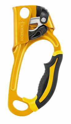 Petzl Ascension Climbing Ascender - Right Handed