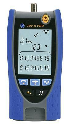 Ideal Networks - VDV II PRO - Network Cable Verification Tester Pro