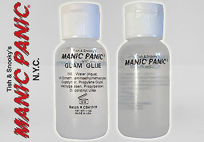 MANIC PANIC Glam Glue for Body Eye Glitter Shadow NEW