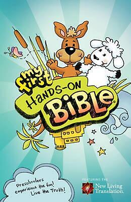 My First Hands-on Bible (English) Hardcover Book Free Shipping!