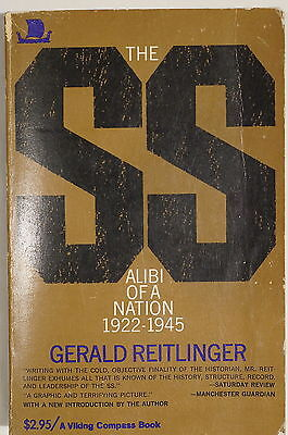 WW2 German The SS Alibi Of A Nation 1922-1945 Reference Book
