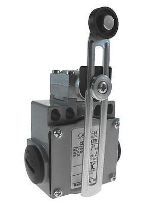 Camdenboss - CE21.00.FM - Ip66 50mm Limit Switch With Adjustable Roller Lever