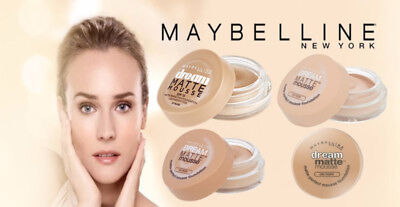 Maybelline Dream Matte Mousse Foundation ~ Choose Your Shade