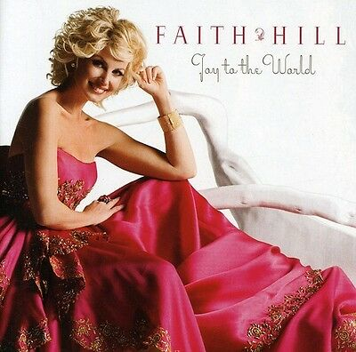 Faith Hill - Joy to the World [New CD]