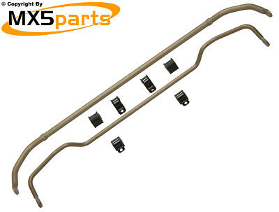IL Motorsport Full Anti Roll Bar Sway Bar Kit, Mazda MX5 Mk3/3.5/3.75 2005>2015