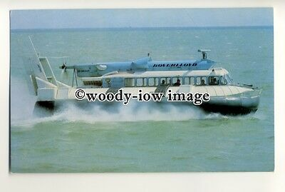 f0874 - Hoverlloyd SRN 6 Hovercraft , Sure - postcard issued by Hoverlloyd