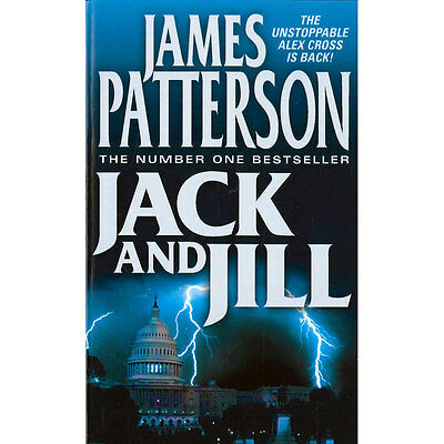 Jack and Jill, James Patterson, Excellent Book