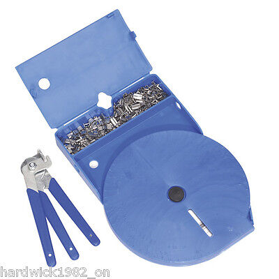 Markdown! Cv Joint Boot Universal Clamp / Pliers + Bands With  Tool Kit