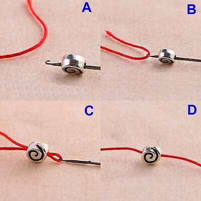 1pcs DIY Tools Beading Needles Jewellery Threading Needle for Findings