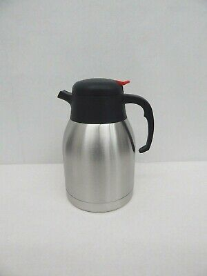 Stainless Steel Vacuum Insulated 1.5 Liter Coffee Pot/Carafe